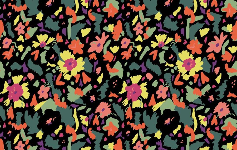 warmflowers-blackbg